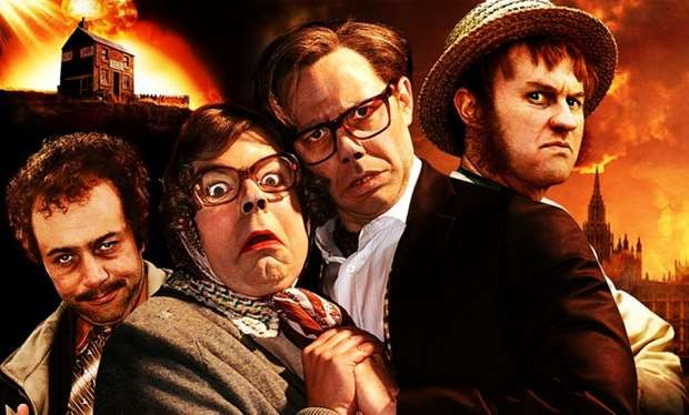 League of gentlemen 1