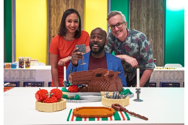 Master LEGO Builder Title tbc episode 1.31
