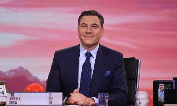 Nightly Show David Walliams