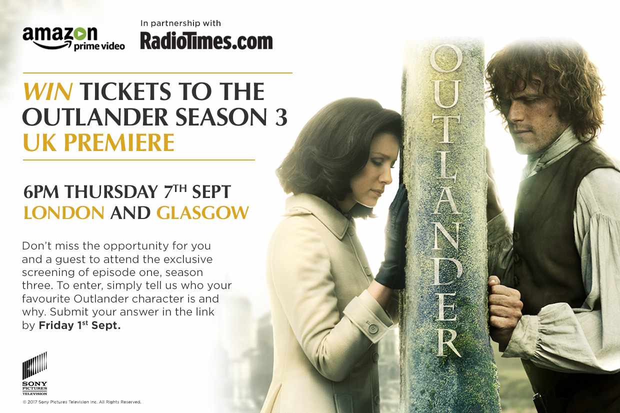 Outlander - screenings