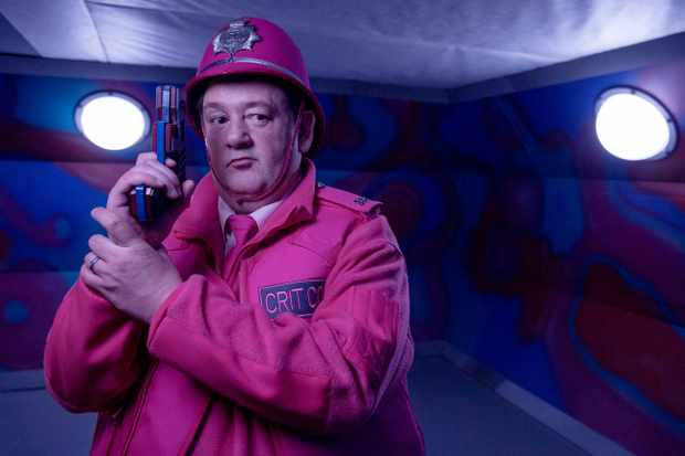 Red Dwarf Johnny Vegas