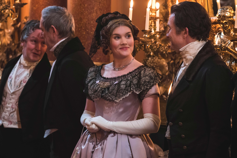 Emerald Fennell as Ada Lovelace in Victoria