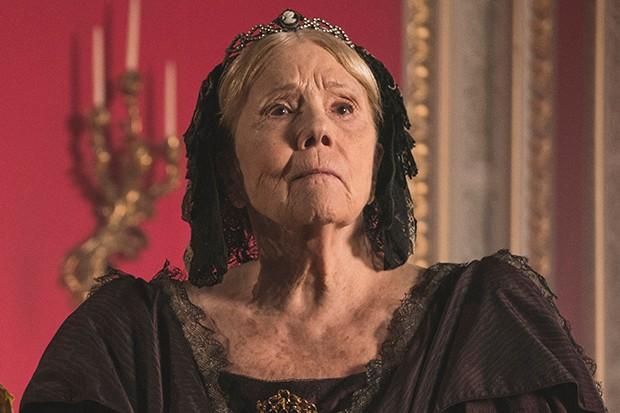 Dame Diana Rigg Victoria