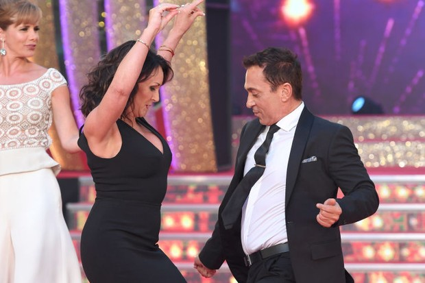 Strictly Come Dancing 2017 judges dancing