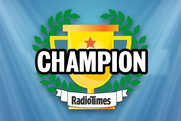 Radio Times Champion Logo
