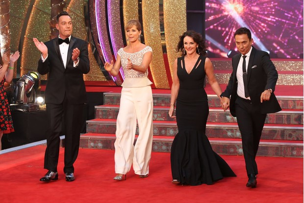 Strictly Come Dancing 2017 judges