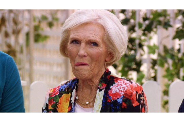 Mary Berry Bake Off