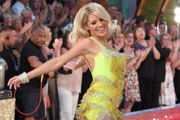 Mollie King Strictly 2017