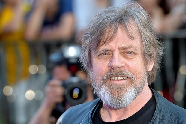 Mark Hamill, Luke Skywalker in Star Wars