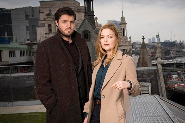 Strike TV show has started filming Lethal White, JK Rowling's fourth book in the series