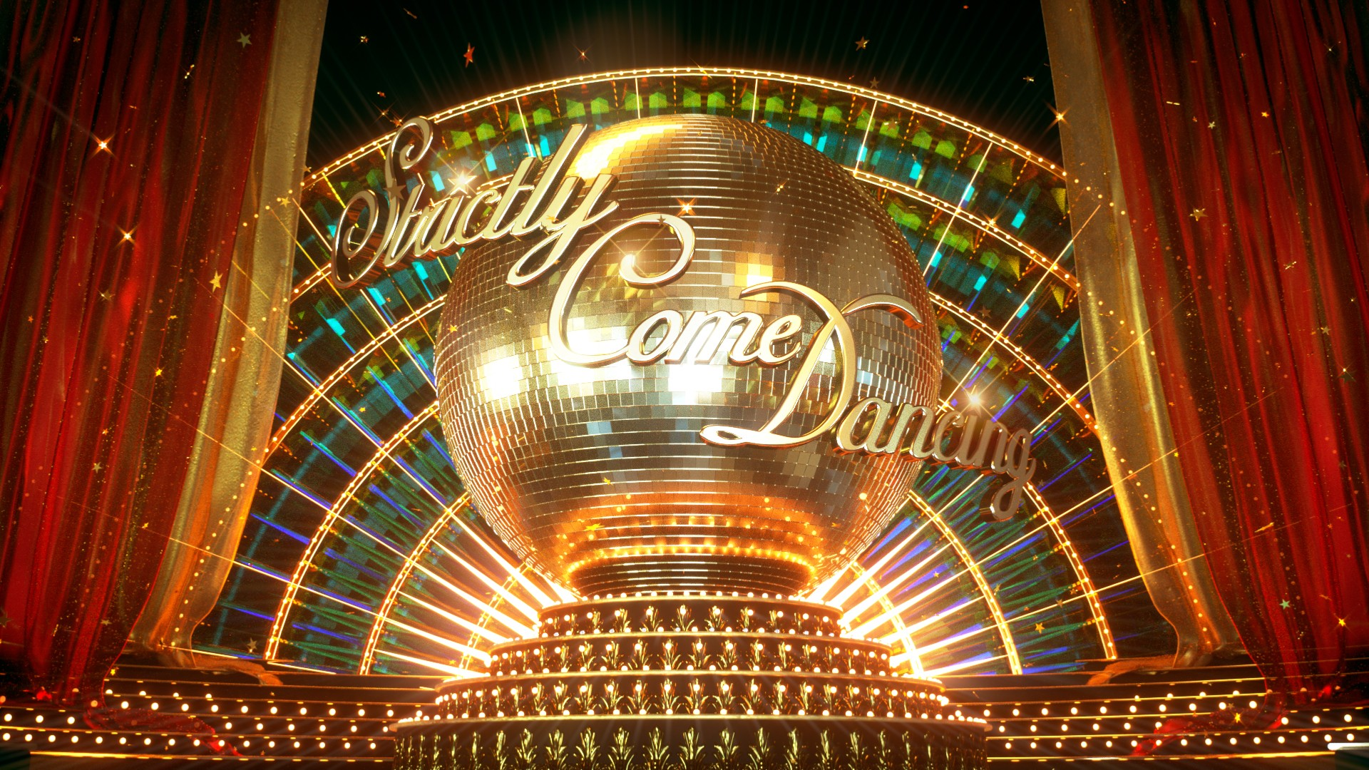 Strictly Come Dancing glitterball