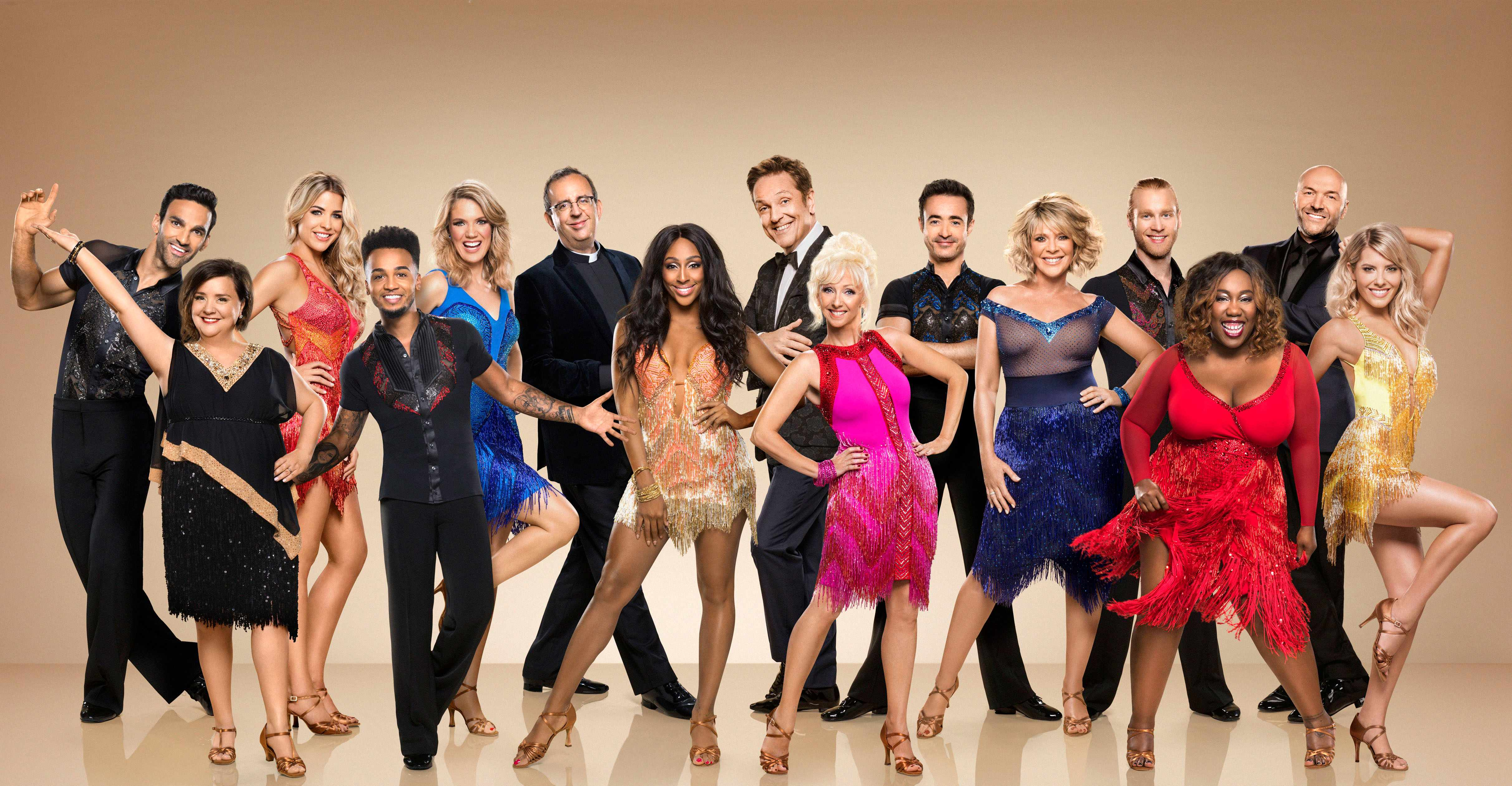 Strictly Come Dancing Class of 2017