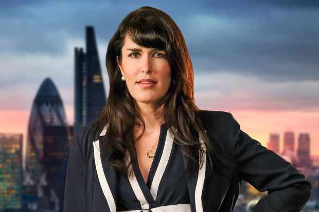 Siobhan Smith on The Apprentice 2017