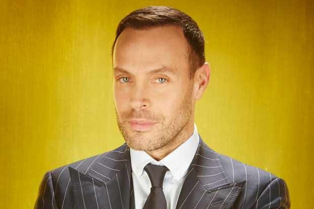 Jason Gardiner on Dancing on Ice