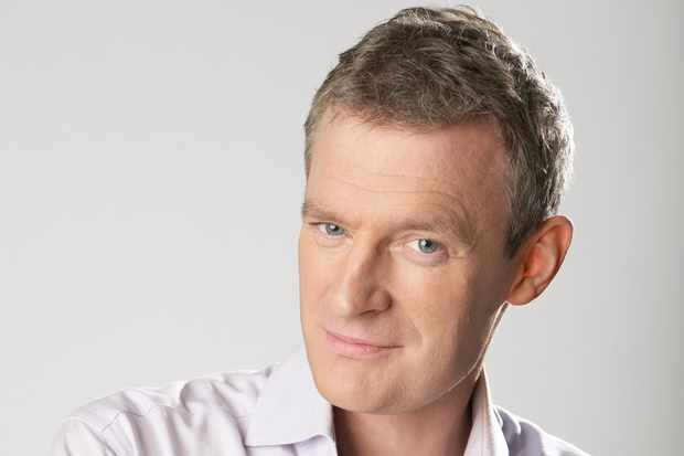 Radio 2 presenter Jeremy Vine