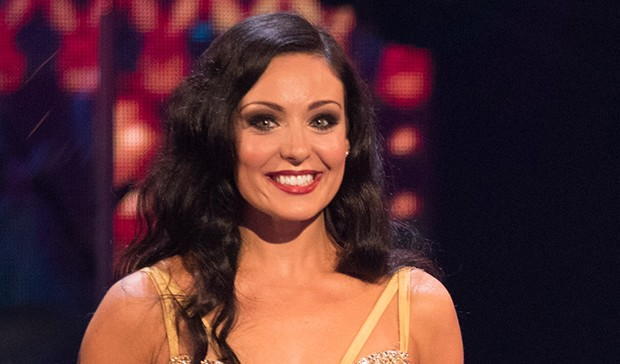 Amy Dowden on Strictly Come Dancing