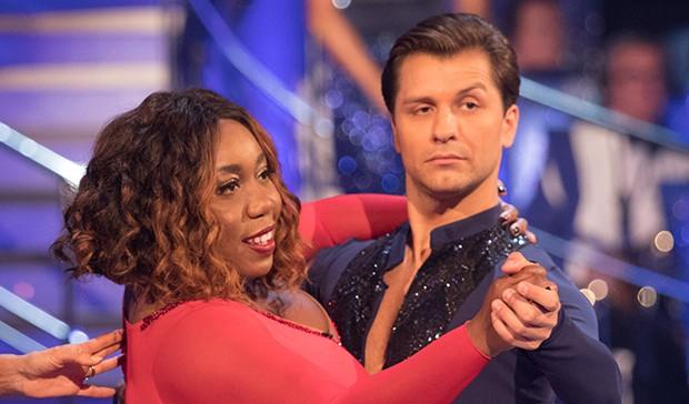 Chizzy Akudolu and Pasha Kovalev on Strictly Come Dancing