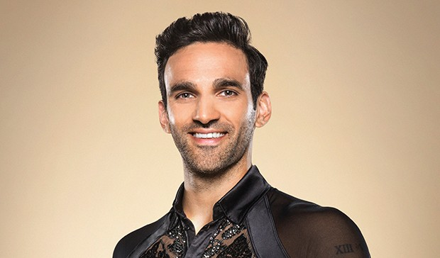 Davood Ghadami on Strictly Come Dancing