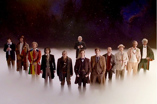 Day of the Doctor 2013