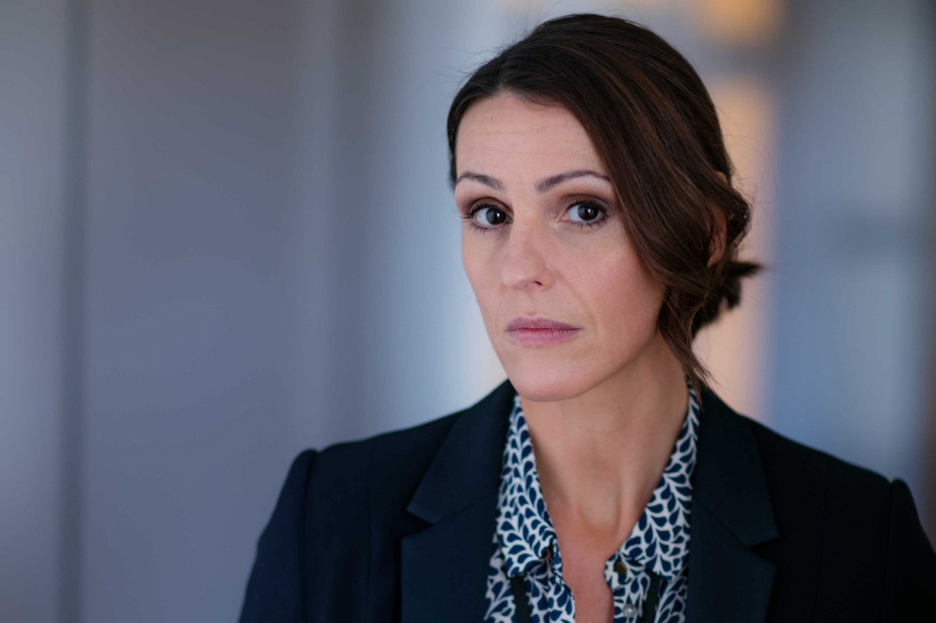 Suranne Jones as Doctor Foster