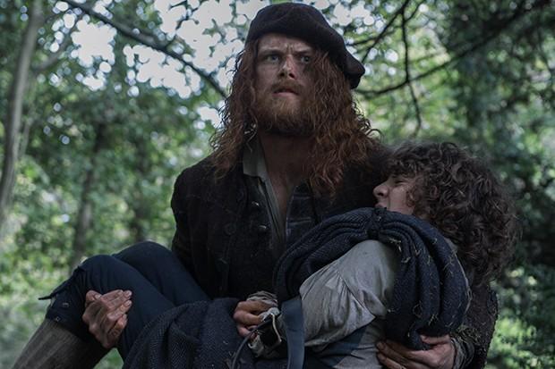 Jamie Fraser Real Dun Bonnet