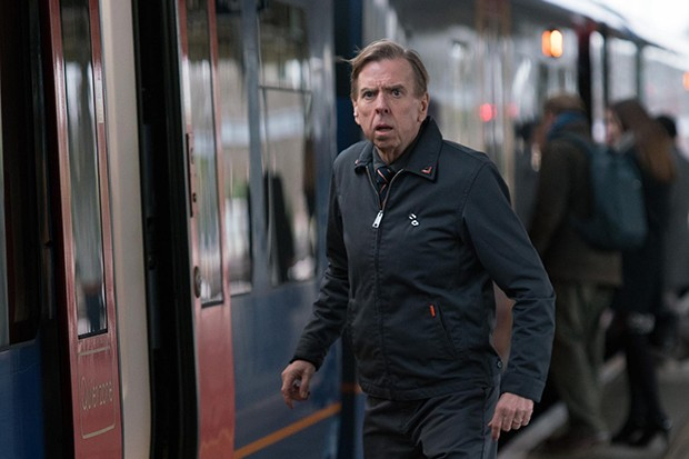 Electric Dreams episode The Commuter