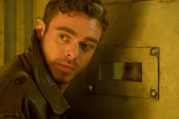 Richard Madden in Electric Dreams (Channel 4)