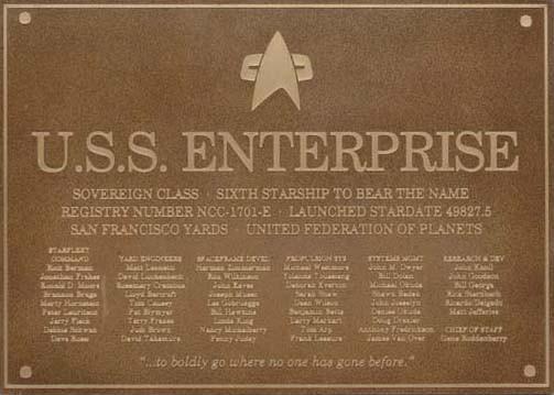 Enterprise-E_dedication_plaque