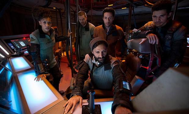 Netflix, The Expanse, Thomas Jane