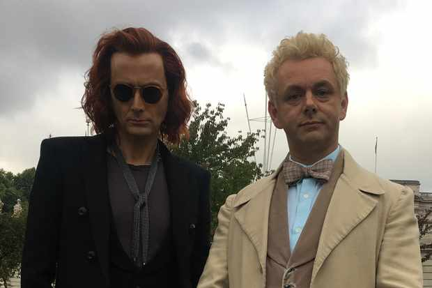 FIRST LOOK - Amazons Good Omens