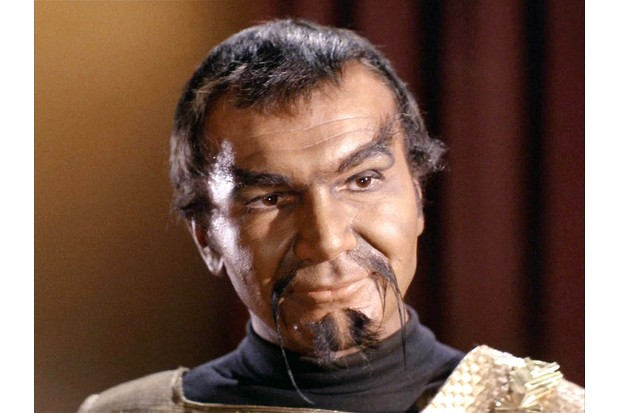 Original Star Trek Klingon