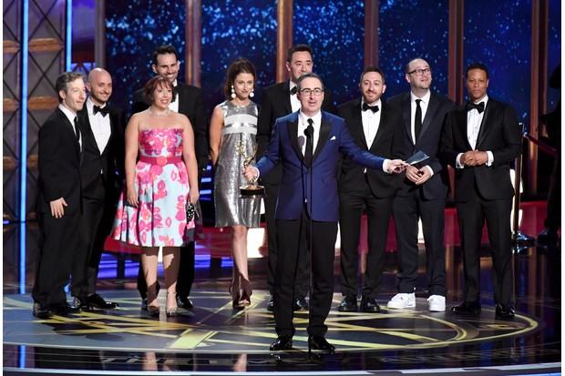John Oliver Emmy 2017