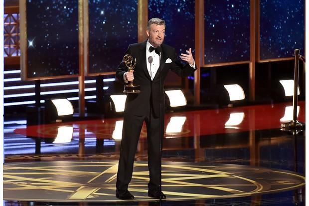 Charlie Brooker Emmy 2017