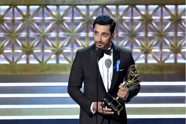 Riz Ahmed Emmy Awards 2017