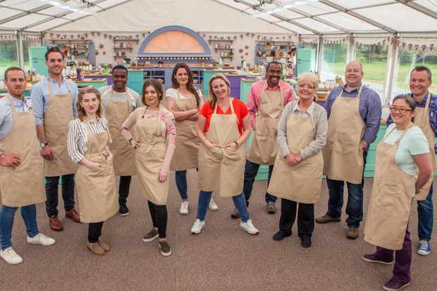 Great British Bake Off meet the bakers
