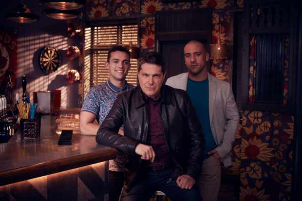 HOLLYOAKS DONOVAN BOYS 06