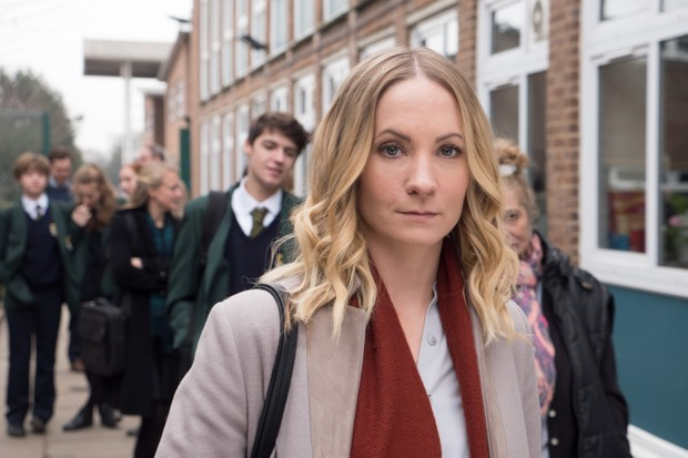 Joanne Froggatt as Laura in Liar