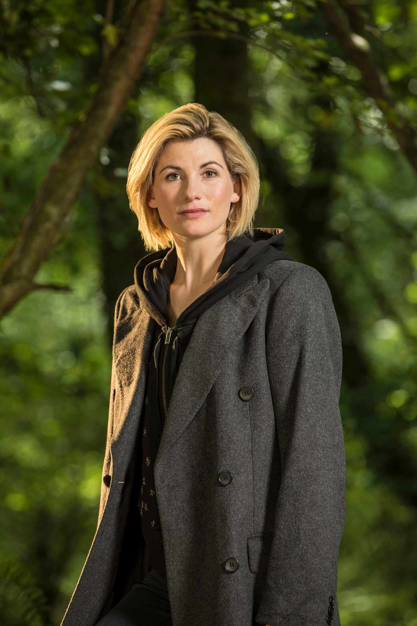 Jodie Whittaker in Doctor Who