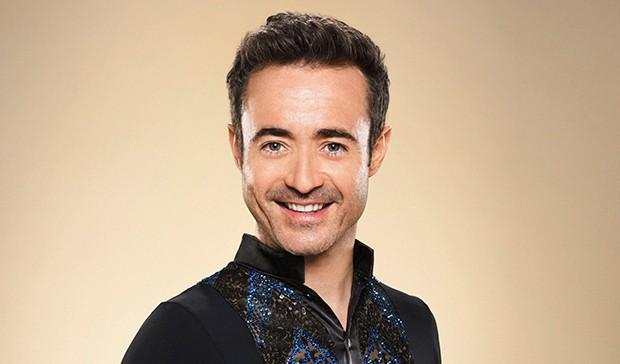 Joe McFadden on Strictly Come Dancing
