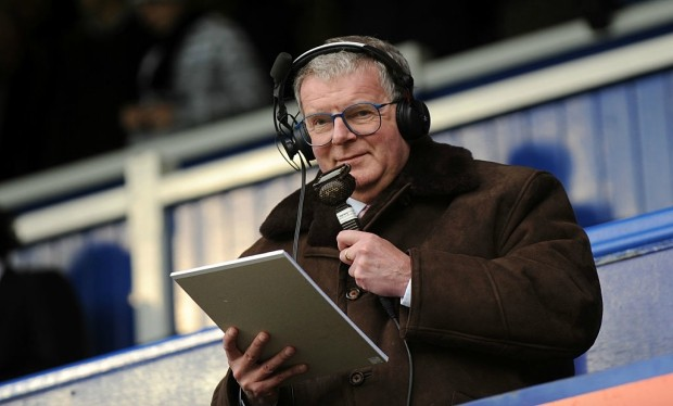 John Motson To Deliver Final Live Bbc Football Commentary Radio Times