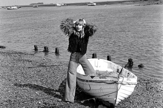 Katy Manning Serendipity 1973 B