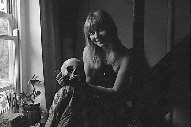 Katy Manning Serendipity 1973 C