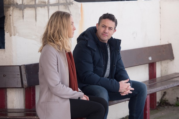 Warren Brown as Tom Bailey in Liar