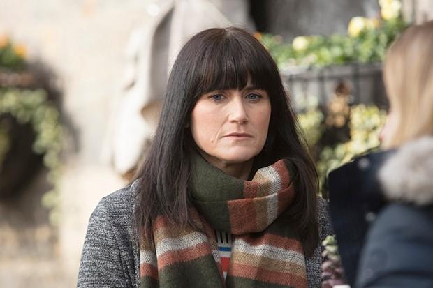 Dawn Steele, who plays Mary's best friend Catherine in Liar