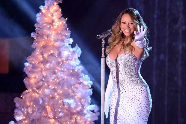 Mariah Carey Christmas.When Are Mariah Carey S Live Uk Christmas Shows In London