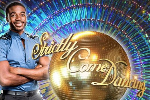 Ore Oduba Strictly Come Dancing