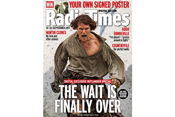 Outlander Digital Edition Cover