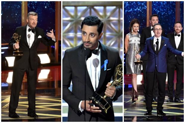 Emmy 2017 British winners