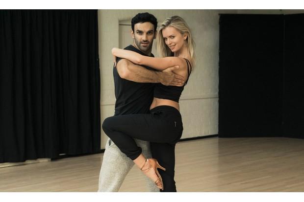 Rehearsal Strictly Come Dancing Davood Ghadami Nadiya Bychkova