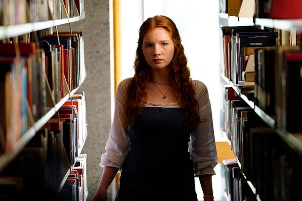 Annalise Basso as Foster Lee in Philip K. Dick's Electric Dreams: Safe and Sound